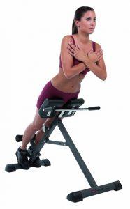 Rückenstrecker, Hyperextensions