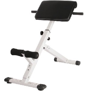 Rückentrainer-Vergleichstest,Rückenstrecker, Physionics