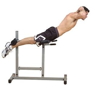 Rückentrainer, Rückenstrecker, Roman Chair