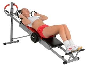 Ganzkörpertrainer Christopeit Total Exercise TE 1