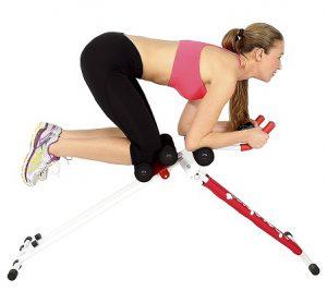 Ganzkörpertrainer Sport Plus AB Plank