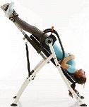 Rücken dehnen mit Schwerkrafttrainer