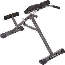 Rückenstrecker-Gerät Hammer Finnlo Tricon für Hyperextensions