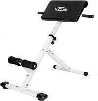 Das preiswerteste Rückenstrecker-Gerät für Hyperextension-Übung
