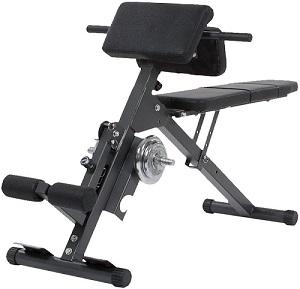 Rücken- und Bauchmuskeltrainer von HAMMER