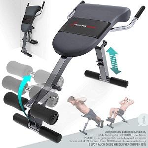 Bauch- und Rückentrainer-Gerät von Sportstech