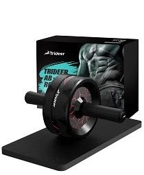 Bauchmuskeltrainer Tridaeer Ab-Wheel