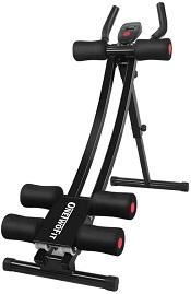 Bauchmuskeltrainer und Beinhebe von ONETWOFIT