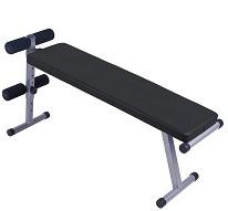 Sit-Up Bank von ScSports für intensives Bauchmuskeltraining