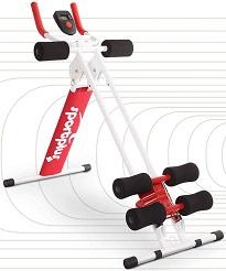 Beinhebe-Gerät von SportPlus für Bauchtraining